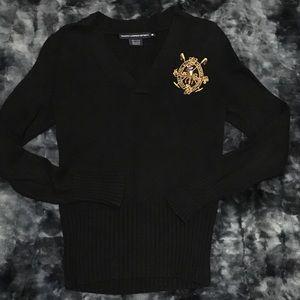 Ralph Lauren v neck sweater